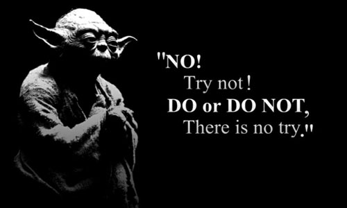 yoda-Choice quote